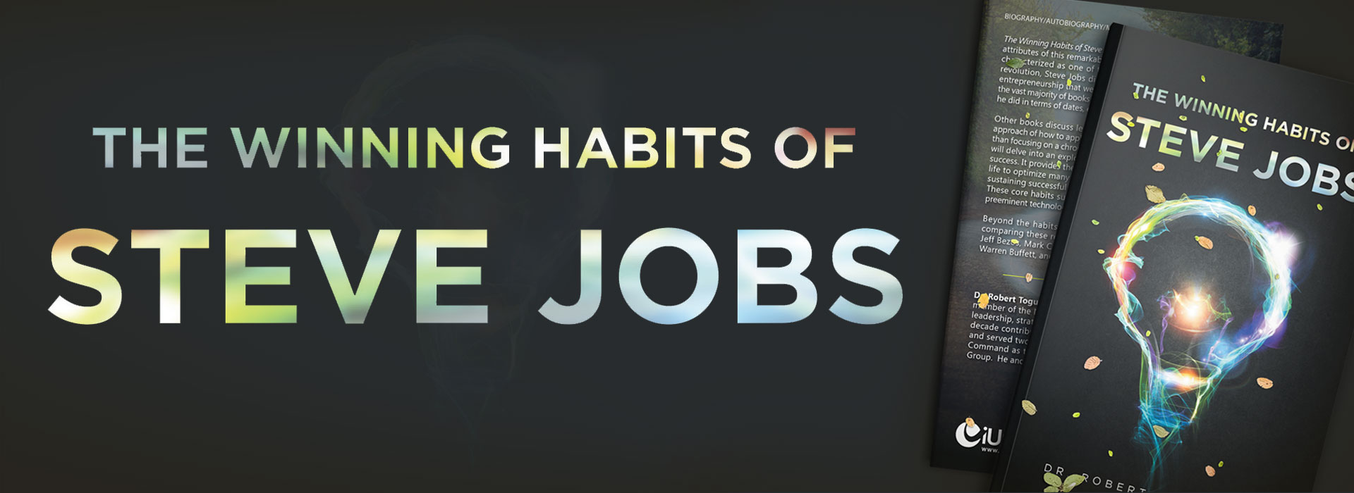 The Winning Habits of Steve Jobs